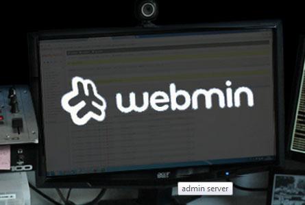 webmin admin linux